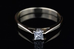 .25Ct Diamond Engagement Ring