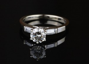 .67ct Diamond Engagement Ring