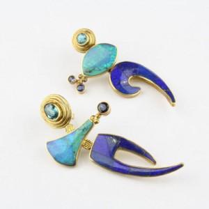Avante Garde Earrings