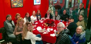 The Good Fortune Jewelry Team - 2015 Holiday Party -