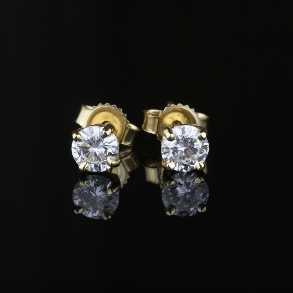 What Color And Clarity Is Good For Diamond Earrings