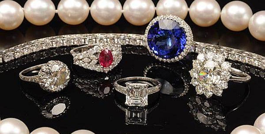 Antique Fine Estate JewelryAntique and Vintage Costume