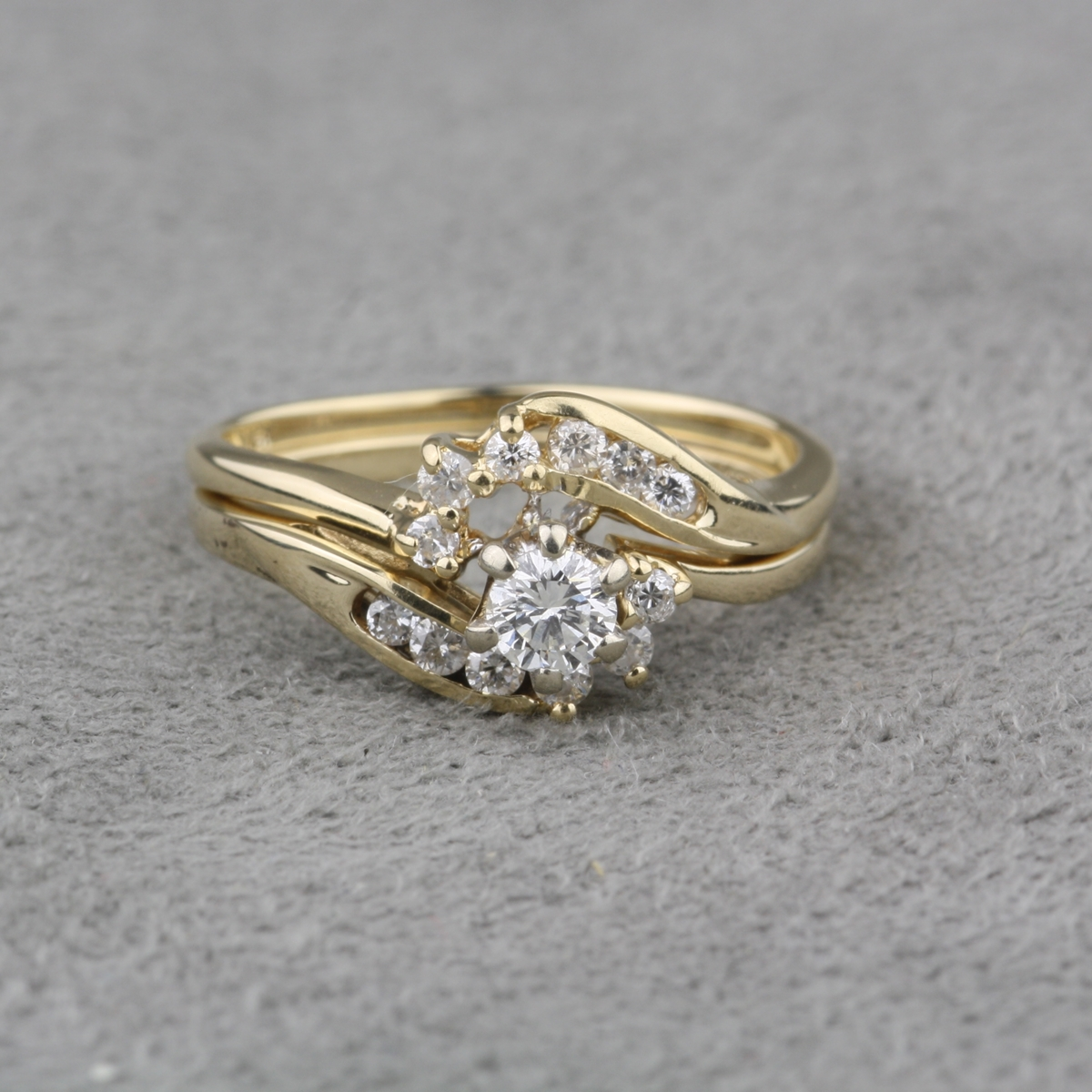 Pre-Owned-Diamond-Engagement-Ring-and-Diamond-Wrap
