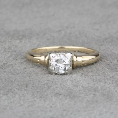 vintage-diamond-engagement-ring