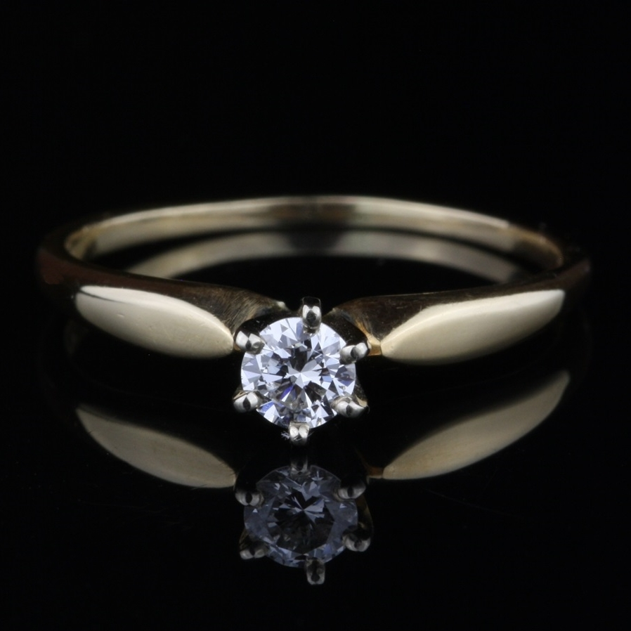 Pre Owned Diamond Engagement Ring