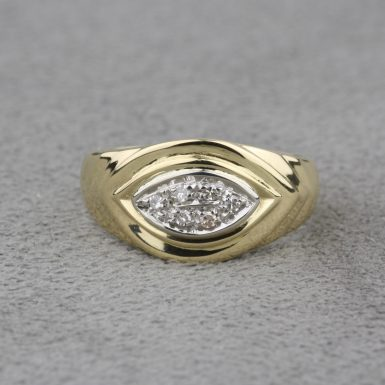 pre-owned-diamond-cluster-ring