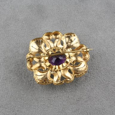 antique-6-carat-amethyst-brooch