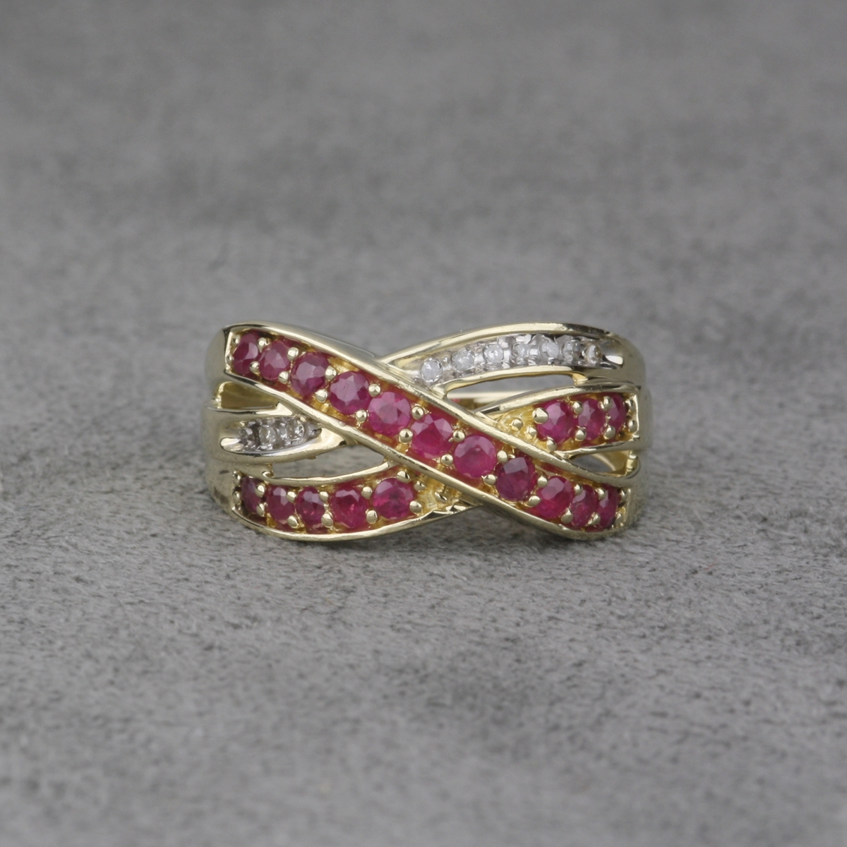 Pre Owned Sapphire Rings