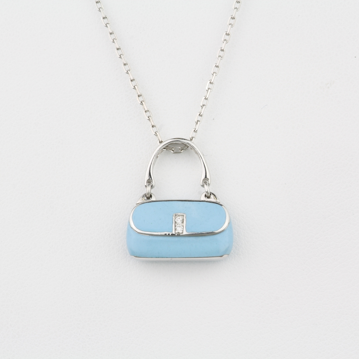 on mini antique purse necklace cutout blocksquare luulla product