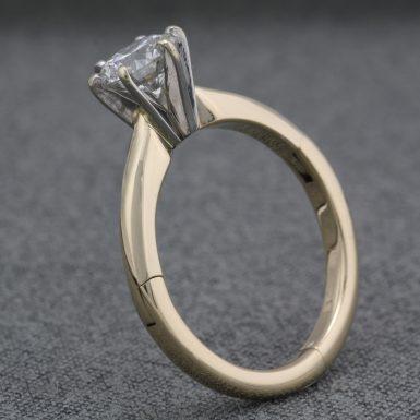Pre-Owned-14-Karat-Yellow-Gold-Diamond-Ring