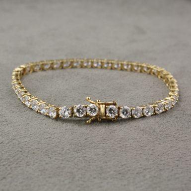 409-pre-owned-cubic-zirconia-bracelet