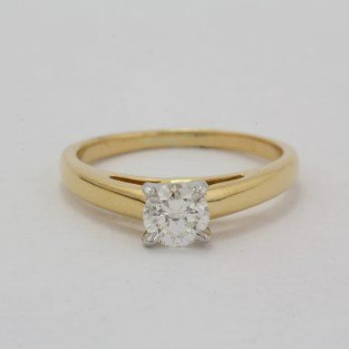 pre owned tiffany diamond and platinum bracelet