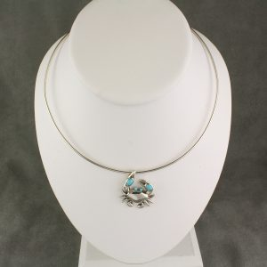 Pre-Owned Tiffany Crab Necklace $695