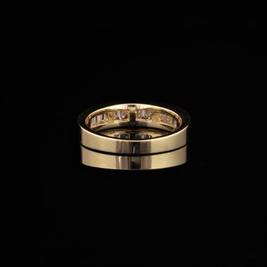 Pre-Owned 14K Diamond Wedding / Anniversary Band