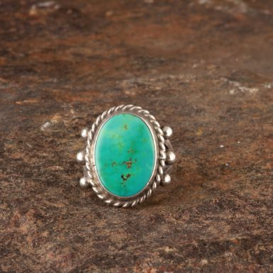 Pre-Owned Native American Turquoise Ring