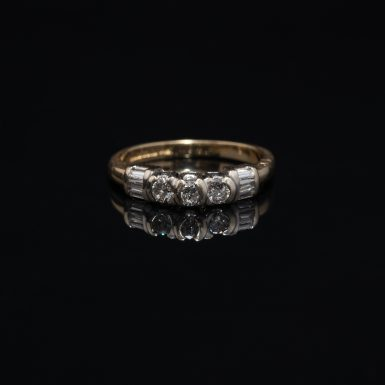 Pre-Owned 14K Engagement Ring