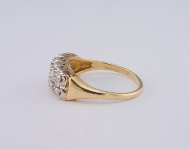 Pre-Owned 14k Diamond Band