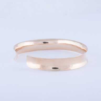 Pre-Owned 14K Hand Crafted Cuff Bracelet