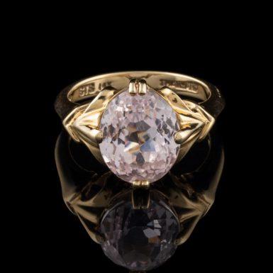 Pre-Owned 14K Kunzite Ring