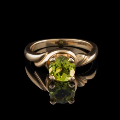 Pre-Owned 14K Peridot Ring