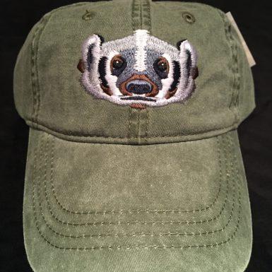 Badger Embroidered Hat
