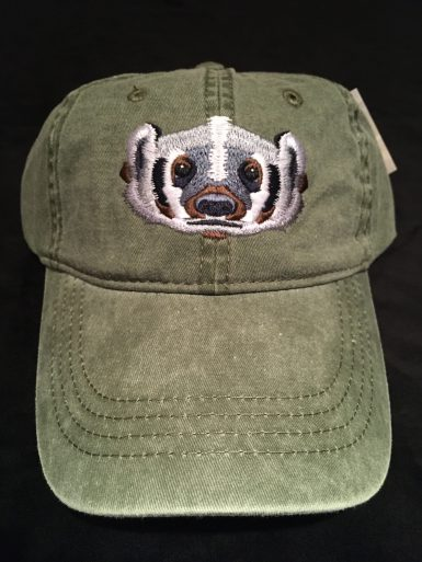 Badger Embroidered Hat