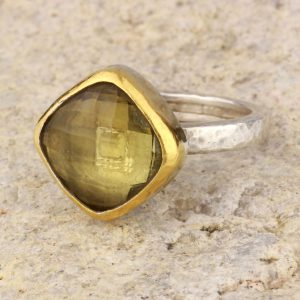 Gurhan Citrine Ring