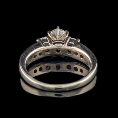 Pre-Owned 14K Diamond Engagement Ring
