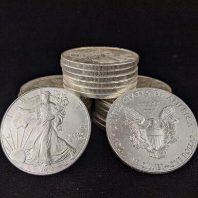 American Silver Eagle 1 Oz. Bullion Coin